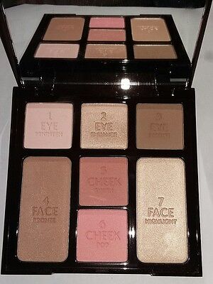 Charlotte Tilbury Instant Look In A Palette Natural Beauty Valentine's Gift BN