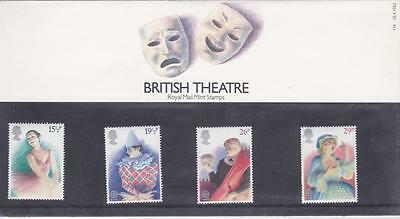 Gb British Theatre Presentation Pack Or Set Your Choice Po Fresh