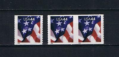 4392 - 2009 Flag Issue Single and Pair Postage Stamps