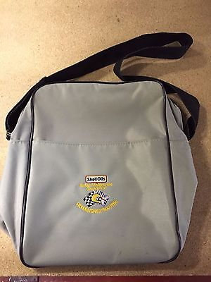 RARE1986 British Motorcycle Grand Prix Silverstone  Official Press Media Holdall