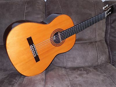 Made In 1967 Yamaha Grand Concert Gc3 Classical Guitar In Excellent Condition