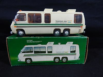 Hess 1978 Training Van With Box & Inserts Hess Truck Toy Vintage