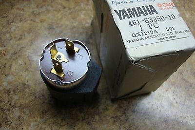 Original YAMAHA NOS FLASHER RELAY ELECTRICAL COMPONENT DT100 RS100 DT 100 RS 100