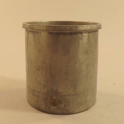 Antique Pewter Cup Kut Hing Chinese Export Pewter