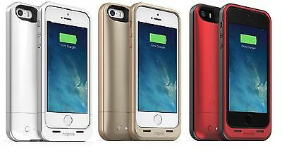 mophie juice pack air protective battery case for iPhone 5/5s/SE - Brand New