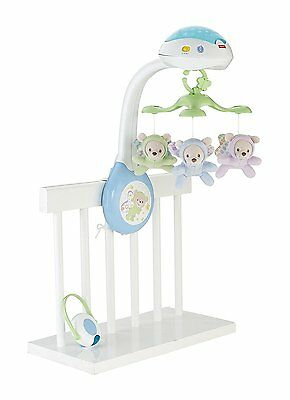 Fisher-Price Butterfly Dreams Projection Mobile Playset cot nursery * Brand New