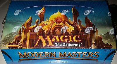 Magic the Gathering (MTG)2013 Modern Masters Factory Sealed 24 Pack Booster Box