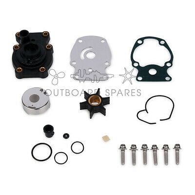 A New Evinrude Johnson Water Pump Kit for 20,25,30,35hp Outboard (Part # 393630)
