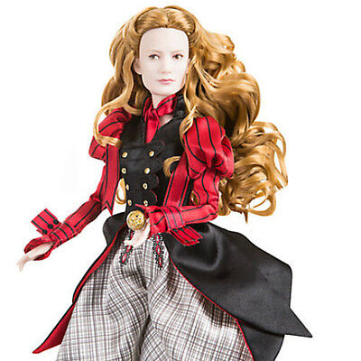 Alice In Wonderland Film Doll Figure Through The Looking Glass Disney Collection