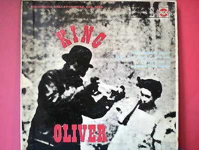 """OLIVER KING 45 giri 7"""" new orleans shout + 3 EP ITALY EX-/EX (VINYL)"""