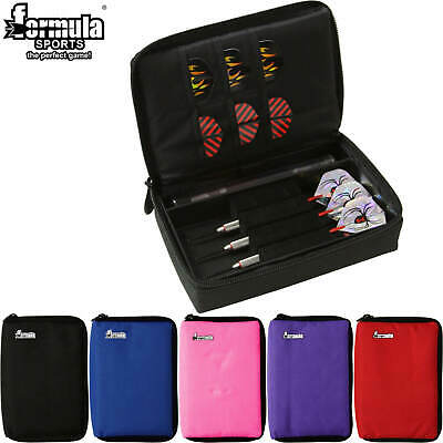 Formula, 1 Set Compact Darts Case, Darts Wallet, Darts Accessories, 5 Colours