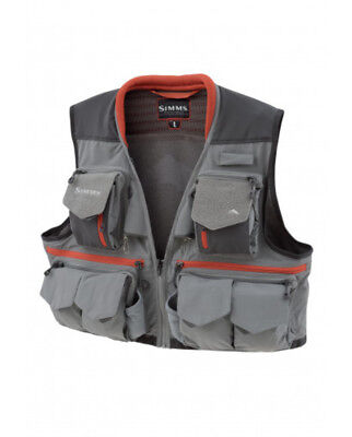 *NEW* Guide Vest - SIMMS USA - Fly Fishing Vest - Free Shipping Aust. Wide
