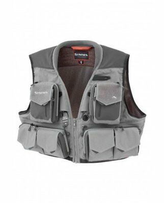 *NEW* G3 GUIDE VEST - SIMMS USA - Ultimate Fly Fishing Vest - Large, Extra Large