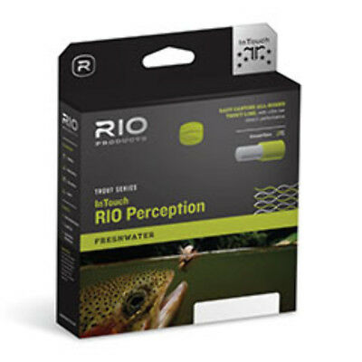 Rio InTouch Perception Fly Fishing Line - No Stretch