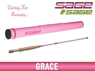 *NEW* Sage Grace Womens Fly Fishing Rod - Light Presentation Rod - ON SPECIAL -