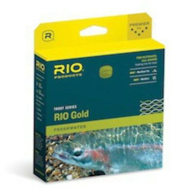 Rio Gold Fly Fishing Fly Line - All round Shooting Head - Powerful Front Taper