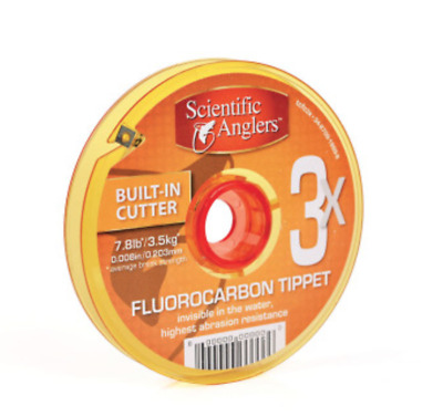 Scientific Angler Flurocarbon Fly Fishing Tippet - Invisible
