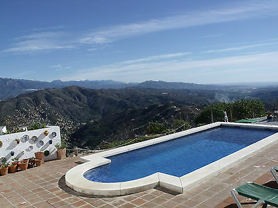 Spanish monthly rental , all inclusive price , stunning views great for walkers