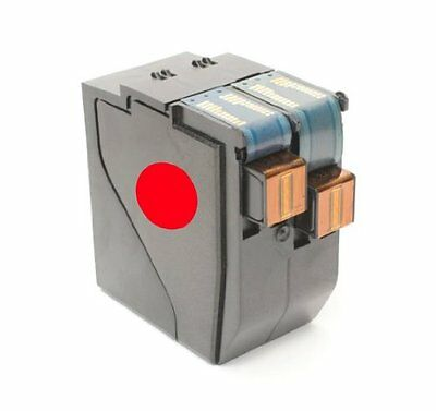 Neopost IJ35 IJ40 IJ45 Compatible Franking Ink Cartridge Red Royal Mail Approved
