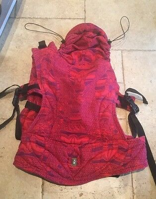 Lenny Lamb Baby Ssc Carrier. Excellent Condition.