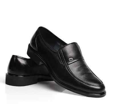 New Men Business Casual Shoes Dress Formal Oxfords Classic Leather shoes
