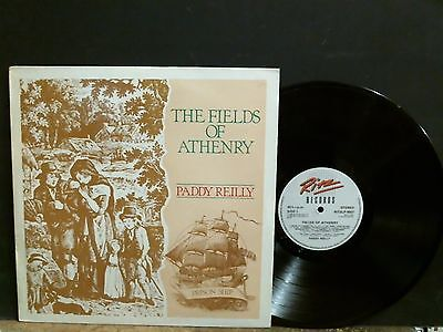 PADDY REILLY  The Fields Of Athenry     LP  Rare vinyl     NEAR-MINT !!