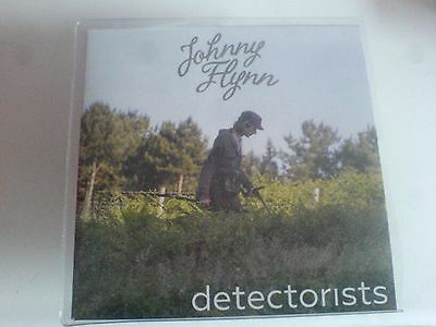 "7"" Johnny Flynn – Detectorists  Limited to 500 Transgressive Records ‎–TRANS190X"