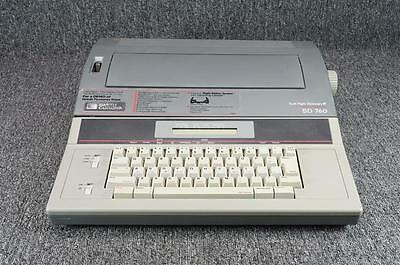 Smith Corona Electronic Typewriter Spell-Right Dictionary SD 760