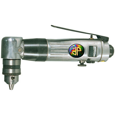 """Astro Pneumatic 510AHT 3/8"""" Reversible Angle Head Air Drill 1800 RPM"""
