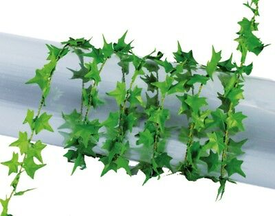 3m Mini Garland for Christmas Crafts and Decor - Green Ivy