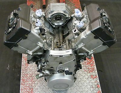 Honda St1300 1300 Pan European Abs A6 2006 Complete Engine Motor Only 31K Miles