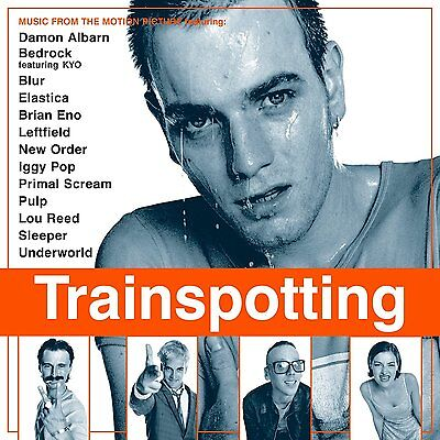 Trainspotting - Original Soundtrack OST - 2 x 180gram Vinyl LP *NEW & SEALED*