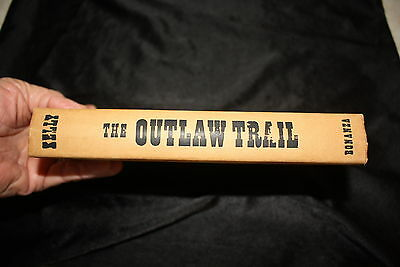 """THE OUTLAW TRAIL"" The Story of Butch Cassidy, by Charles Kelly, 1959, Revised"