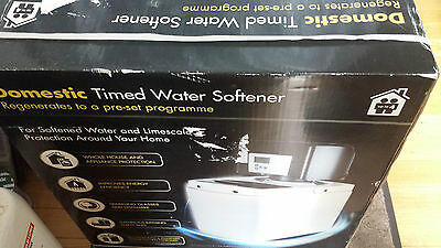Permutit P-S 53 V2 240v Water softener with Timer 1-4 People