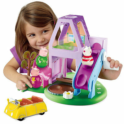 Peppa Pig Weebles Grandma and Grandpa House Set Playset