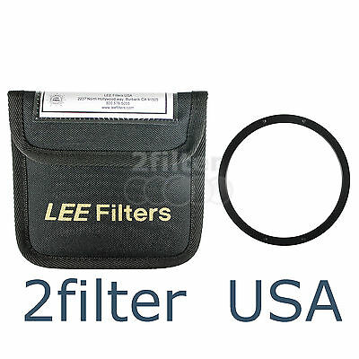 Lee Filters 105mm Front Accessory Ring Attaches to Lee Filters Foundation Kit