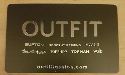 £500 Outfit Voucher (Two x £250)