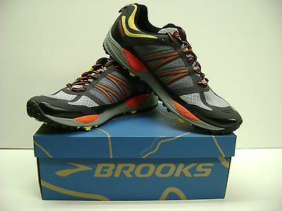 Brooks Cascadia 11 Men's TRAIL Running Shoes Size 13 NEW