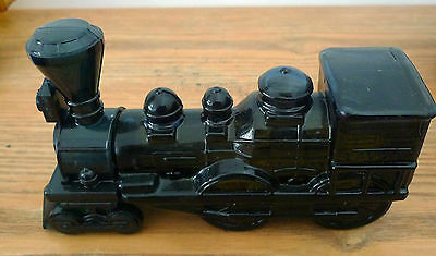 Avon Train ,Back is Glass,Front is Plastic.