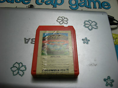 8-Track Tape Boston Don't Look Back Columbia 1978 Free Shipping In Canada