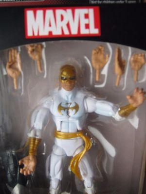 "Marvel Legends Infinite Series Avengers IRON FIST 6"" Action Figure BAF Allfather"