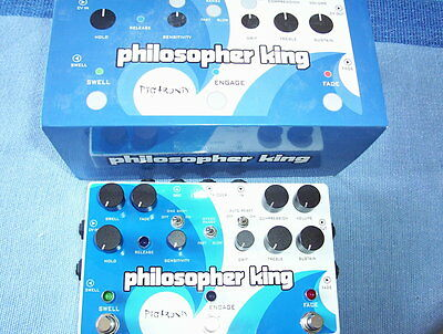 Pigtronix Philosopher King Guitar Effect Pedal