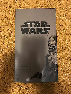 Star Wars Rogue One Jyn Erso SDCC 2016 Hasbro The Black Series Exclusive