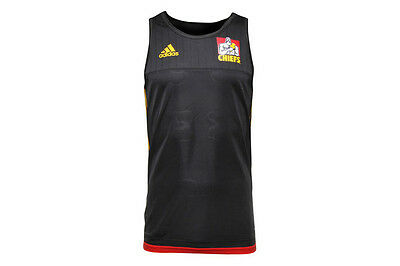 Waikato Chiefs 2017 Adidas Players Training Singlet Sizes S-3XL! BNWT's!