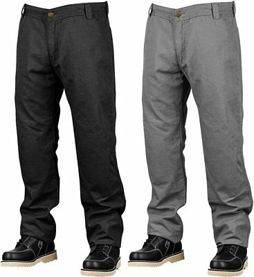 Speed & Strength Mens Soul Shaker Armored Textile Moto Riding Pants