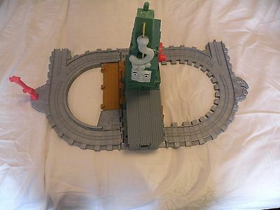Cranky The Crane  Thomas & Friends Folding Track  Take and Play Train Set
