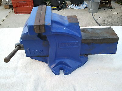 Metal Bench Vice Clamp