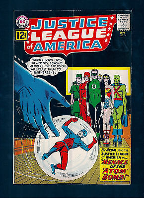 Justice League of America   #14   VF