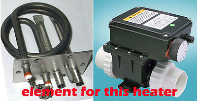 LX  hot tub heater element for  H30-RSI  3kw