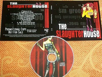 "PRINCE & NPG CD ""The Slaughterhouse"" (No Live) -OOPS- VERY RARE!"